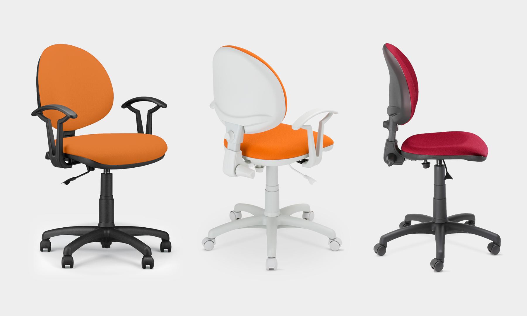 Krzesła dziecięce > Smart > Smart white RTS