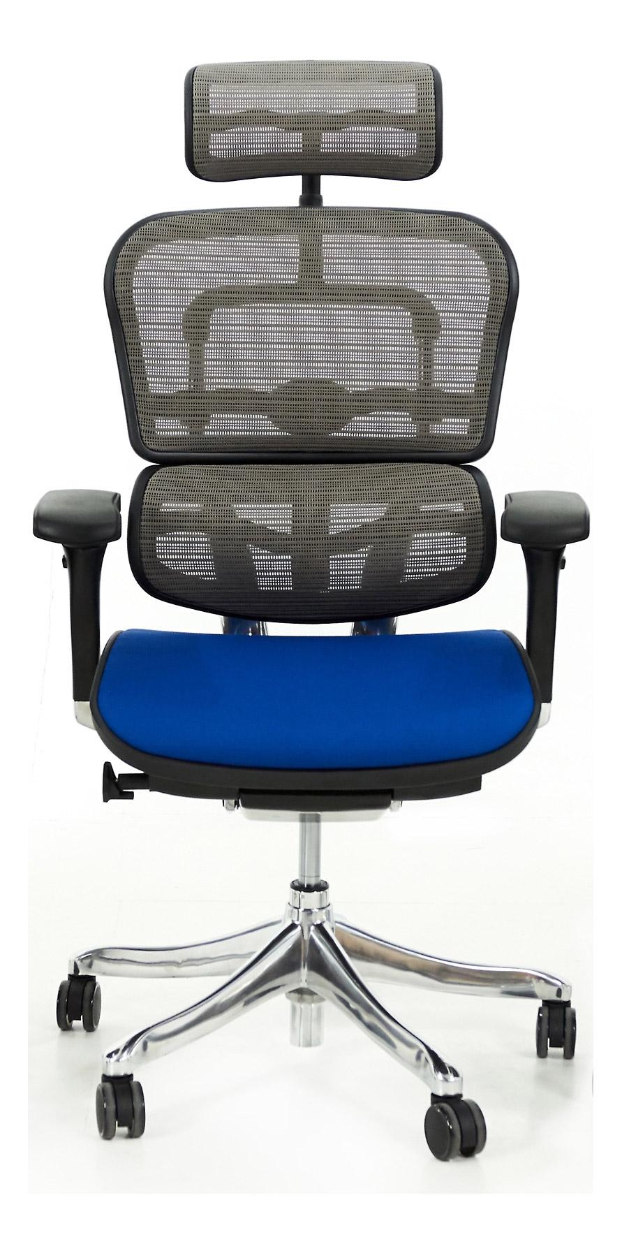 Ergohuman Plus Elite Color, Backrest: KMD 30, Seat: Flex FX03