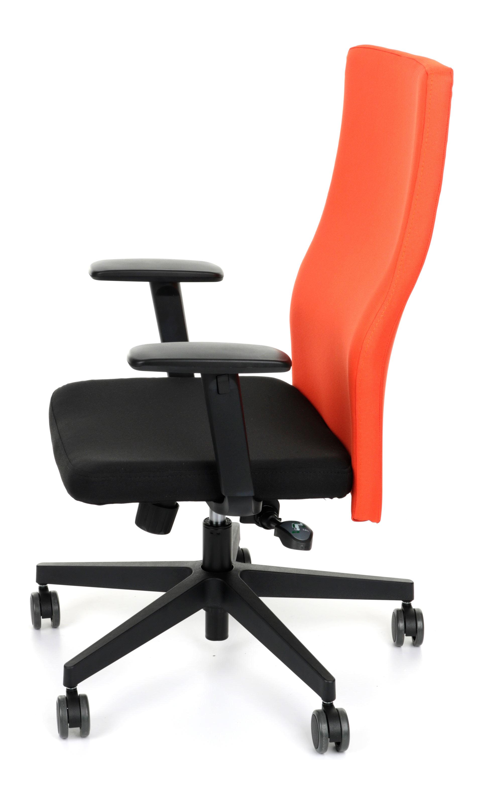 Team Plus black, Backrest: Note N11 Seat: Note N01