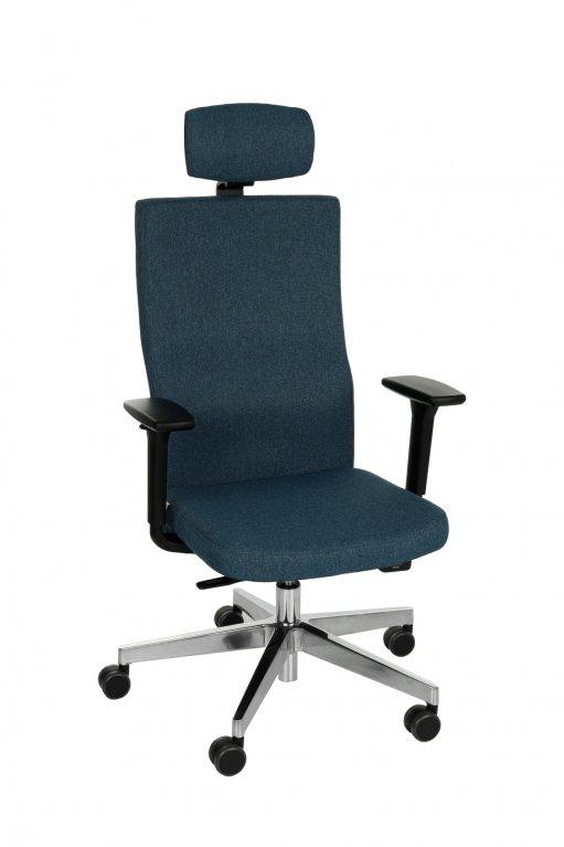 Krzesło Team Plus HD CHROME Grospol sklep CentrumKrzesel.pl