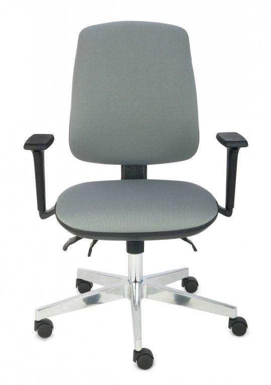 Krzesło Starter 3D chrome
