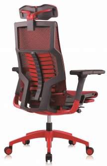 Fotel Pofit G-Racer Red