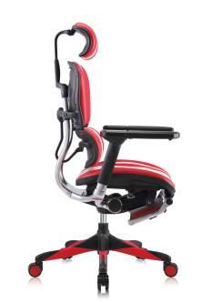 Fotel Ergohuman G-Racer Red