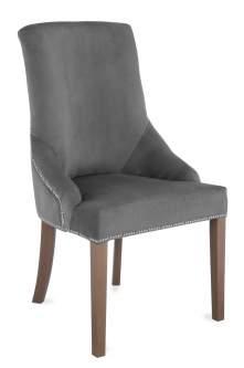 Krzesło Alexis 2 z pinezkami