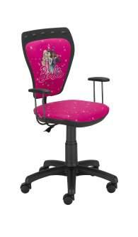 Krzesło Ministyle Black Barbie 1