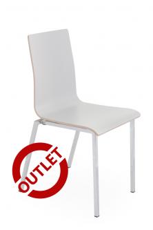 Krzesło Squerto chrome - OUTLET