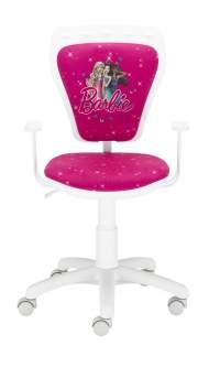 Krzesło Ministyle White Barbie 1