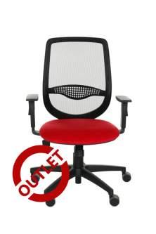 Krzesło Zuma Black OS-02 - OUTLET