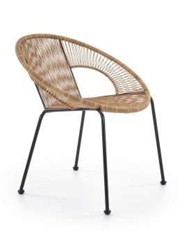 Krzesło rattanowe Bari
