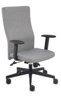 Krzesło Team PLUS black