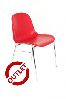 Krzesło Beta chrome K30 - OSTATNIE SZTUKI