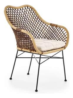 Krzesło rattanowe K336