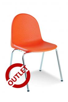 Krzesło Amigo chrome - szybka wysyłka 24h