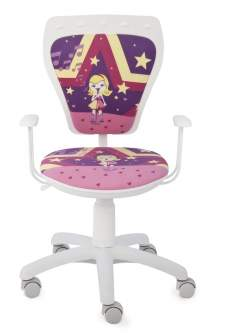 Krzesło Ministyle White SuperStar