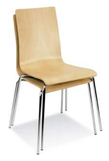 Krzesło Latte (Cafe VII) chrome - 5 dni