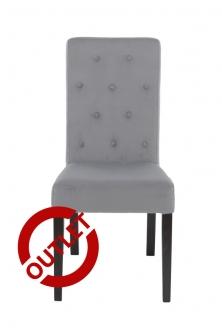 Krzesło Simple 100A z guzikiem - OUTLET