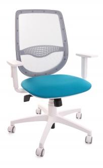 Krzesło Zuma white
