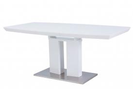Biały stół rozkładany Divani