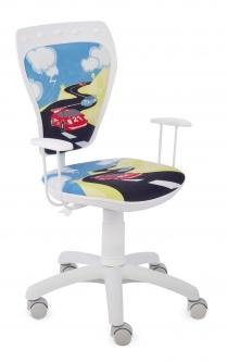 Krzesło Ministyle White Turbo