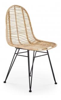 Krzesło rattanowe K337