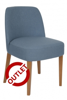 Krzesło Chelsea wood - OUTLET
