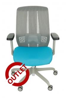 Krzesło Flex Grey N10 - OUTLET