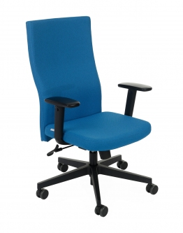 Krzesło Team PLUS black Cura