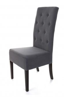 Krzesło Simple 108 z guzikami