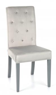 Krzesło Simple 100 z guzikami