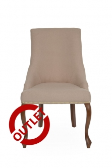 Krzesło Alexis 2 Ludwik - OUTLET