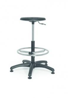 Krzesło Goliat PU Ring Base