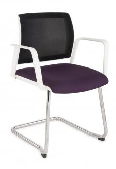 Krzesło Set Net V Arm White