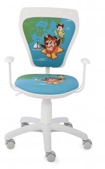 Krzesło Ministyle White Pirate