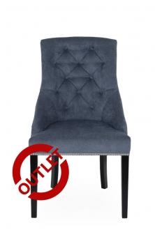 Krzesło Sisi 2 z pinezkami - OUTLET