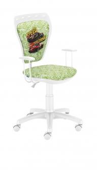Krzesło Ministyle White Hot Wheels 2