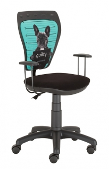 Krzesło Ministyle gtp Buldog francuski