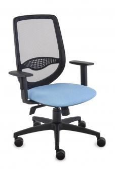 Krzesło Zuma black