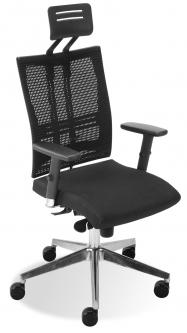 Fotel @Motion R HR steel