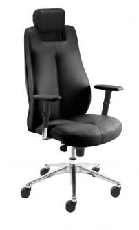 Fotel Sonata lux HRUA R15 steel