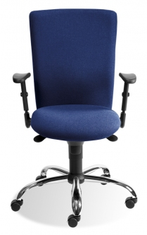 Krzesło Bolero III R steel