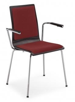 Krzesło Latte (Cafe VII) Arm Plus