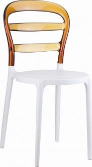 Krzesło Miss Bibi White